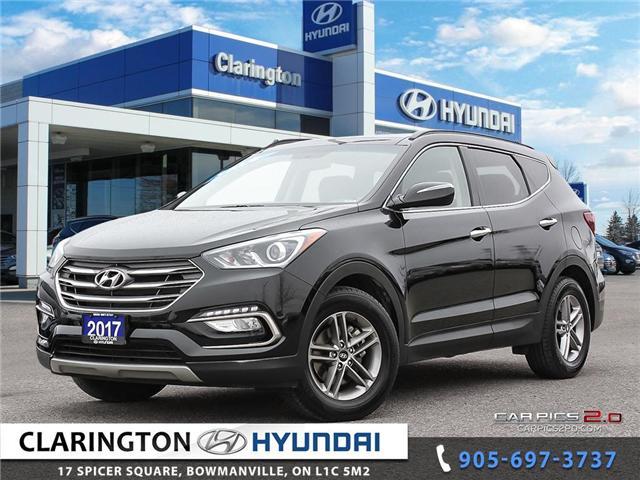 2017 Hyundai Santa Fe Sport 2.4 SE (Stk: U704) in Clarington - Image 1 of 27