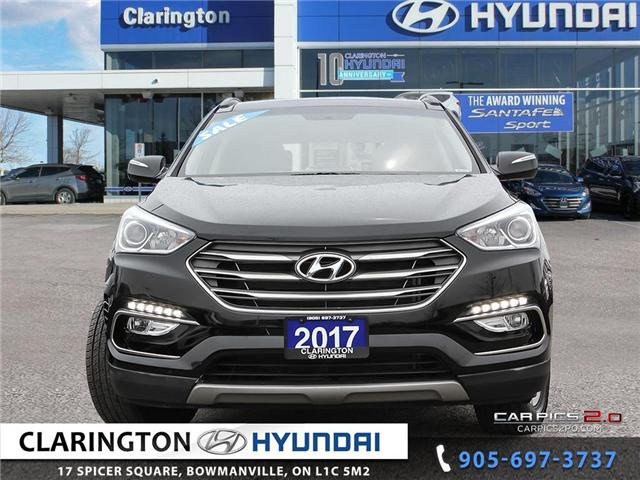 2017 Hyundai Santa Fe Sport 2.4 SE (Stk: U704) in Clarington - Image 2 of 27