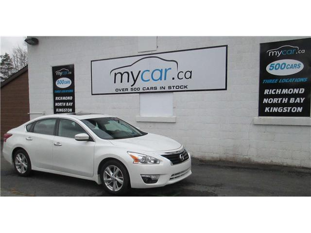 2013 Nissan Altima 2.5 SL (Stk: 180178) in North Bay - Image 2 of 13