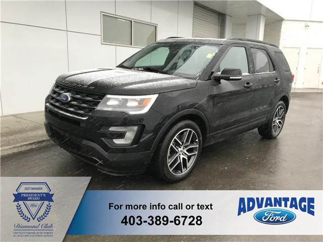 2017 Ford Explorer Sport (Stk: 5170) in Calgary - Image 1 of 10
