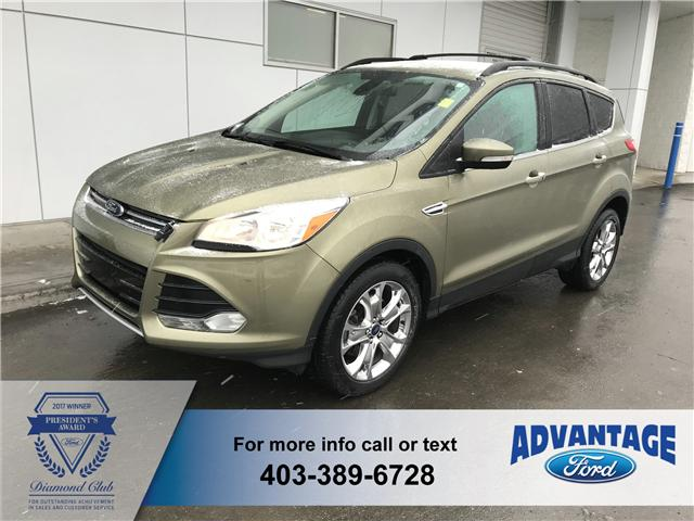2013 Ford Escape SEL (Stk: 5177) in Calgary - Image 1 of 10