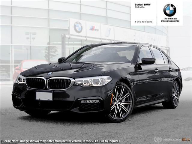 2018 BMW 540 i xDrive (Stk: B944691) in Oakville - Image 1 of 11