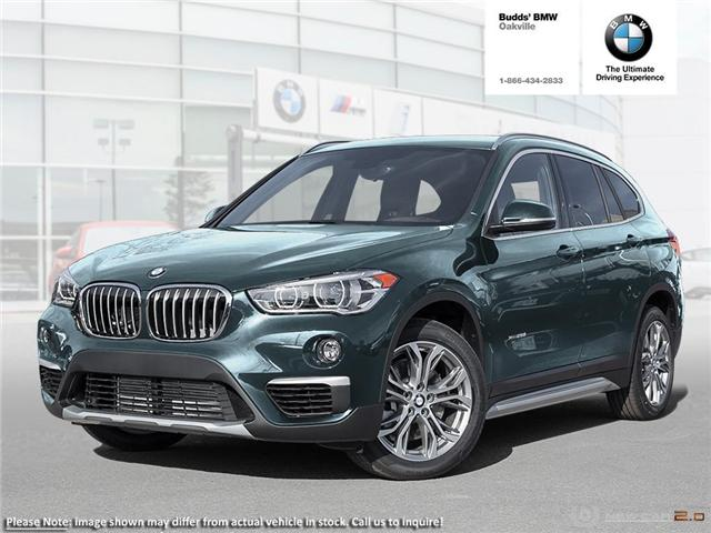 2018 BMW X1 xDrive28i (Stk: T020622) in Oakville - Image 1 of 11