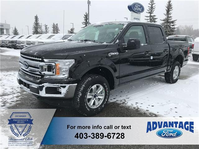 2018 Ford F-150 XLT (Stk: J-556) in Calgary - Image 1 of 5