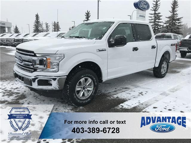 2018 Ford F-150 XLT (Stk: J-559) in Calgary - Image 1 of 5