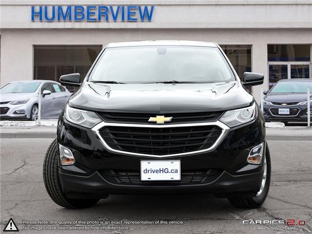 2018 Chevrolet Equinox LT (Stk: 801572) in Toronto - Image 2 of 27