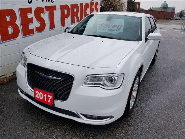 2017 Chrysler 300 Touring (Stk: 18-167A) in Oshawa - Image 1 of 18