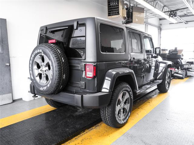 2018 Jeep Wrangler JK Unlimited Sahara (Stk: Y041210) in Burnaby - Image 2 of 6