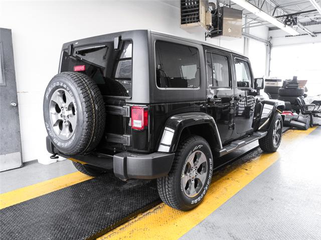 2018 Jeep Wrangler JK Unlimited Sahara (Stk: Y038220) in Burnaby - Image 2 of 6