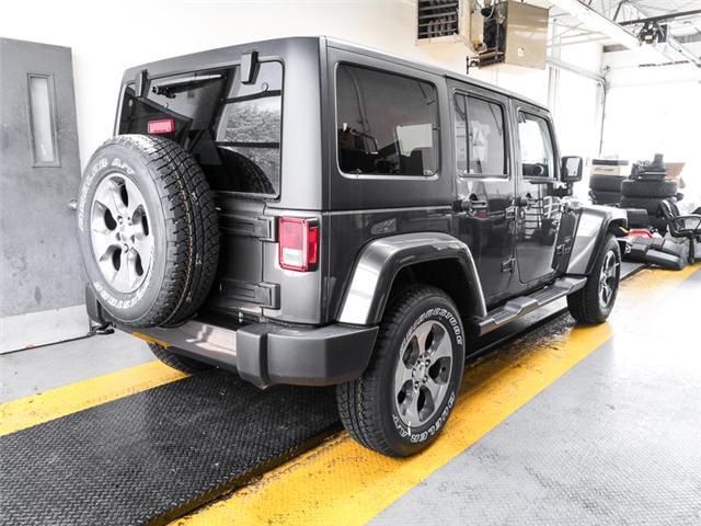 2018 Jeep Wrangler JK Unlimited Sahara (Stk: Y039480) in Burnaby - Image 2 of 6