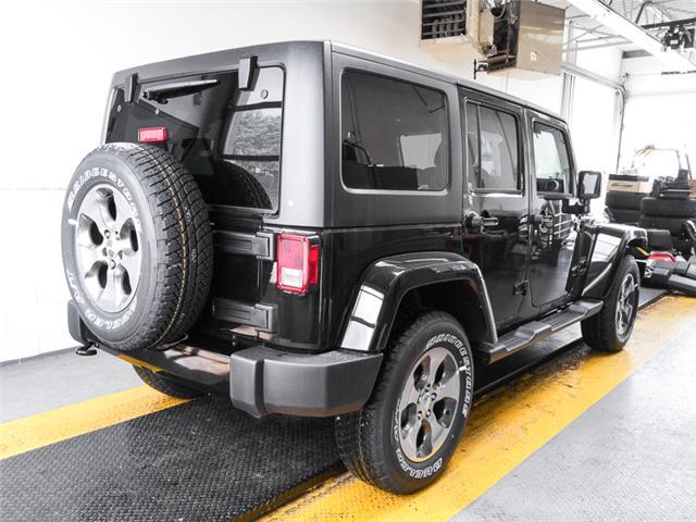 2018 Jeep Wrangler JK Unlimited Sahara (Stk: Y038140) in Burnaby - Image 2 of 6