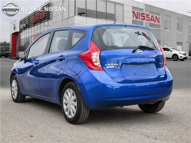2014 Nissan Versa Note 1.6 SV (Stk: 17773A) in Barrie - Image 7 of 23
