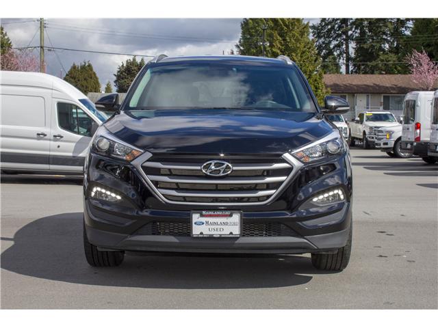 2017 Hyundai Tucson Base (Stk: P4134) in Surrey - Image 2 of 29