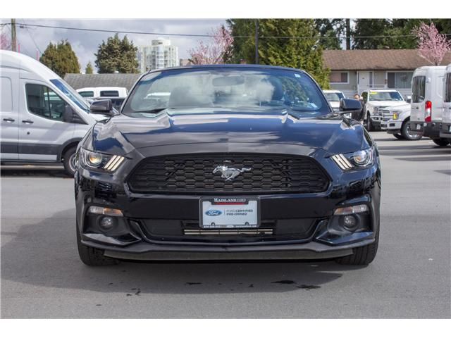 2017 Ford Mustang EcoBoost Premium (Stk: P4593) in Surrey - Image 2 of 27