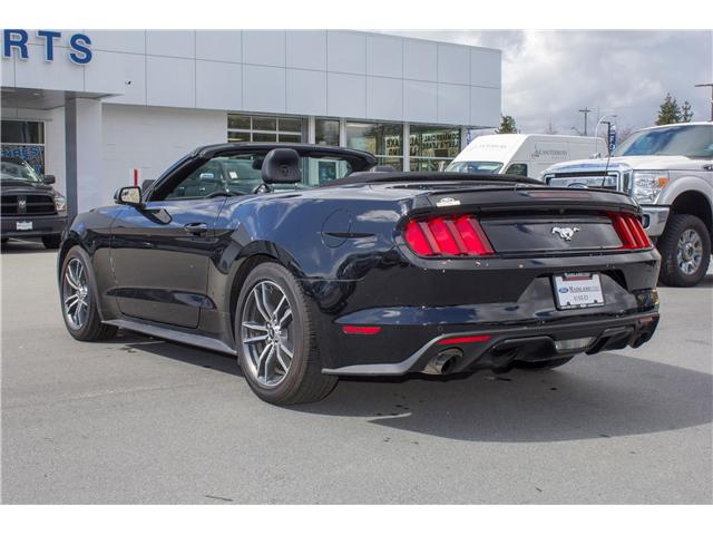 2017 Ford Mustang EcoBoost Premium (Stk: P4593) in Surrey - Image 5 of 27