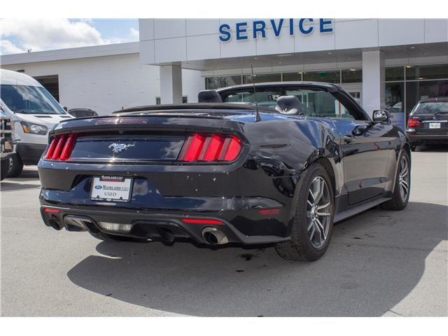 2017 Ford Mustang EcoBoost Premium (Stk: P4593) in Surrey - Image 7 of 27