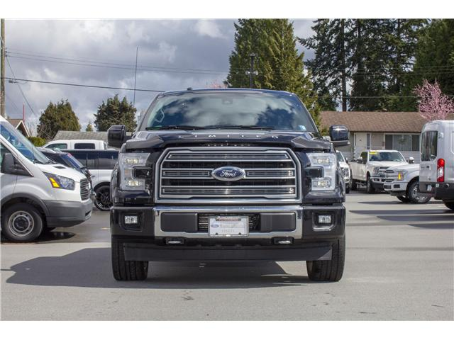 2017 Ford F-150 Limited (Stk: P7426) in Surrey - Image 2 of 30