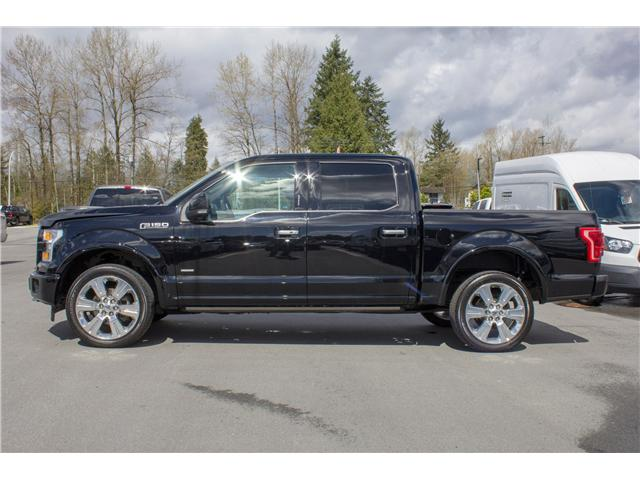 2017 Ford F-150 Limited (Stk: P7426) in Surrey - Image 4 of 30