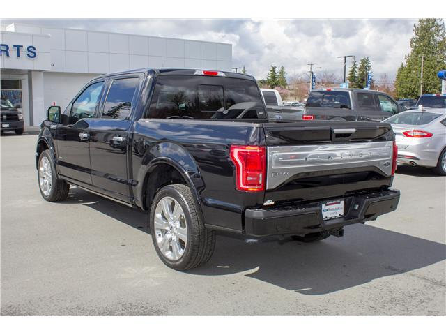 2017 Ford F-150 Limited (Stk: P7426) in Surrey - Image 5 of 30
