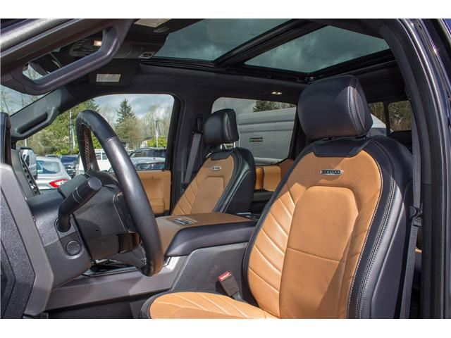 2017 Ford F-150 Limited (Stk: P7426) in Surrey - Image 12 of 30