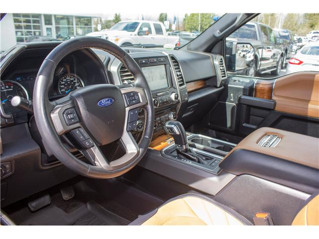 2017 Ford F-150 Limited (Stk: P7426) in Surrey - Image 13 of 30