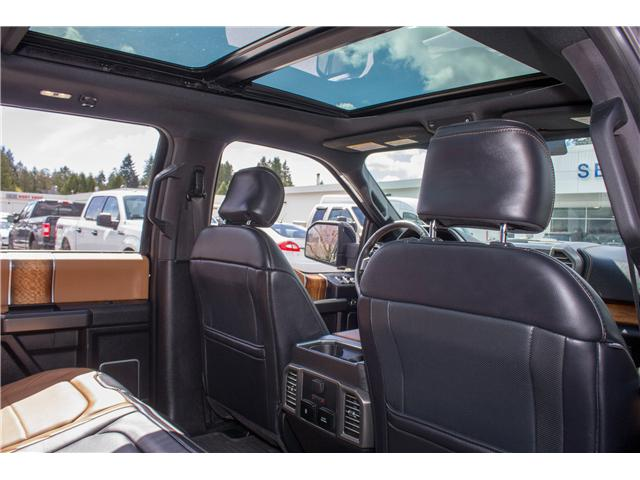 2017 Ford F-150 Limited (Stk: P7426) in Surrey - Image 15 of 30