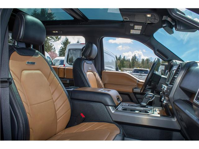 2017 Ford F-150 Limited (Stk: P7426) in Surrey - Image 20 of 30