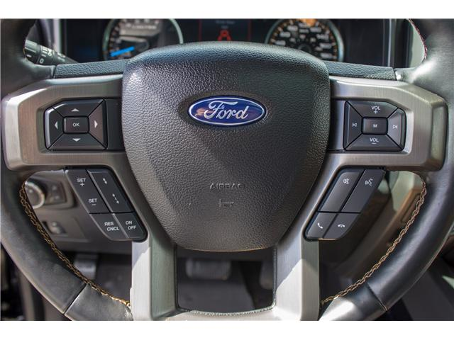 2017 Ford F-150 Limited (Stk: P7426) in Surrey - Image 23 of 30