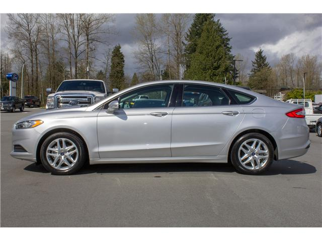 2013 Ford Fusion SE (Stk: P21264) in Surrey - Image 4 of 25