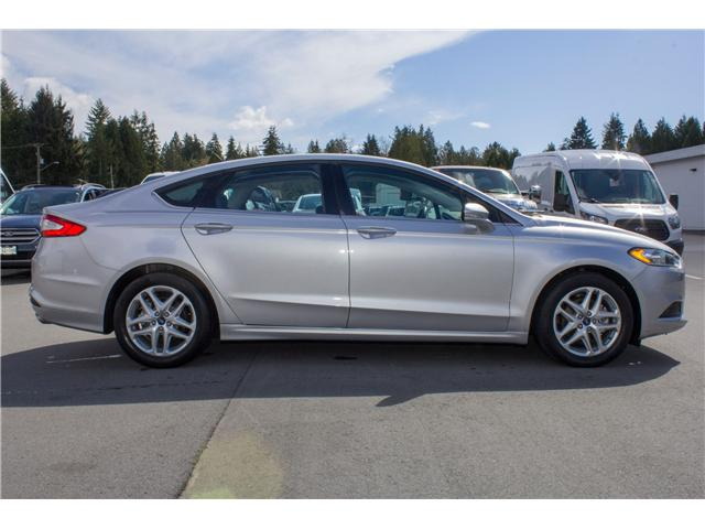 2013 Ford Fusion SE (Stk: P21264) in Surrey - Image 8 of 25