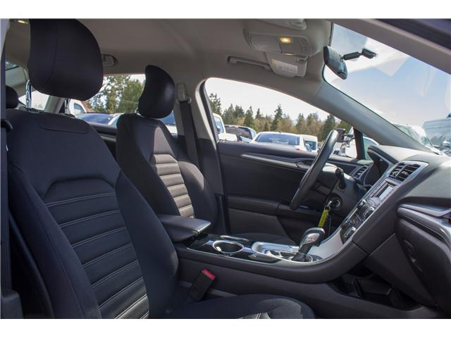2013 Ford Fusion SE (Stk: P21264) in Surrey - Image 18 of 25