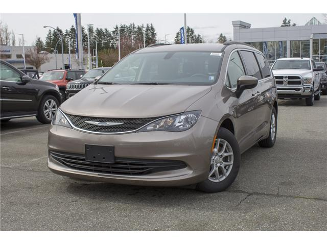 2017 Chrysler Pacifica Touring (Stk: H837809) in Abbotsford - Image 3 of 26