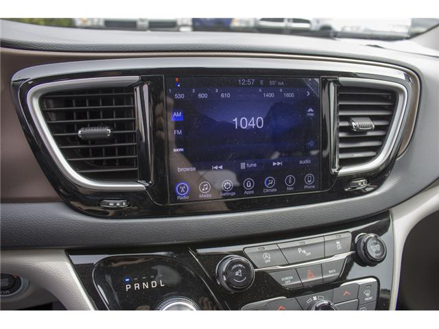 2017 Chrysler Pacifica Touring (Stk: H837809) in Abbotsford - Image 22 of 26
