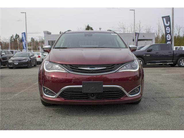 2017 Chrysler Pacifica Hybrid Platinum (Stk: H779192) in Abbotsford - Image 2 of 24