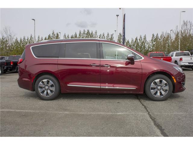 2017 Chrysler Pacifica Hybrid Platinum (Stk: H779192) in Abbotsford - Image 8 of 24