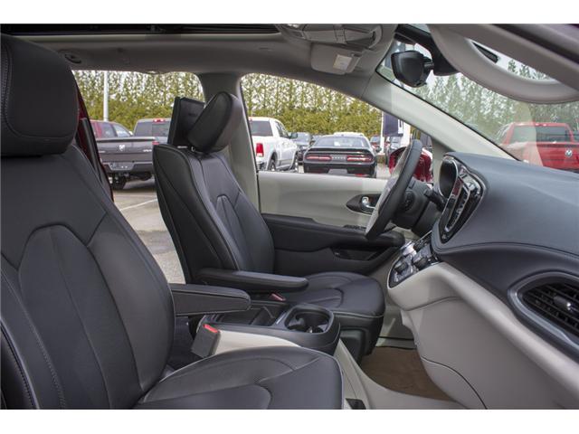 2017 Chrysler Pacifica Hybrid Platinum (Stk: H779192) in Abbotsford - Image 17 of 24