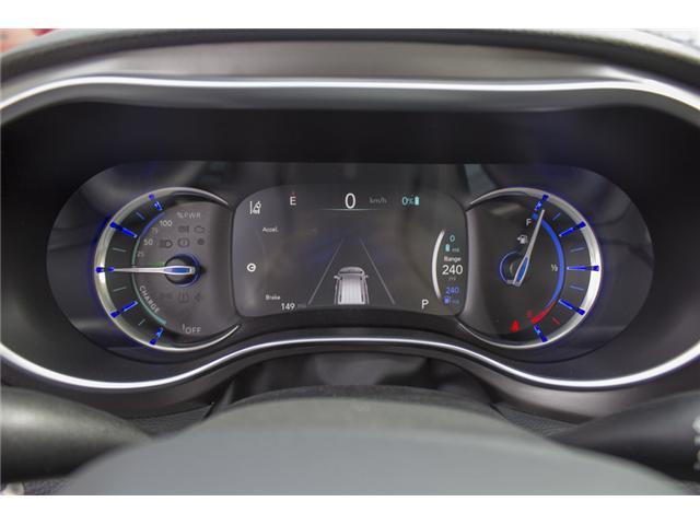 2017 Chrysler Pacifica Hybrid Platinum (Stk: H779192) in Abbotsford - Image 20 of 24