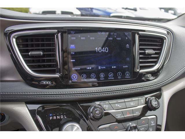 2017 Chrysler Pacifica Hybrid Platinum (Stk: H779192) in Abbotsford - Image 21 of 24