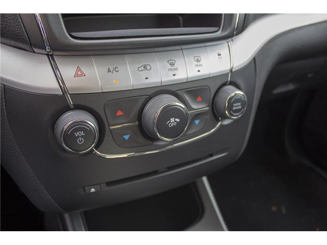 2017 Dodge Journey CVP/SE (Stk: H528518) in Abbotsford - Image 20 of 23