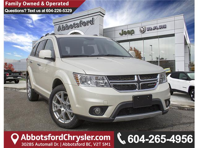2017 Dodge Journey GT (Stk: H566786) in Abbotsford - Image 1 of 25