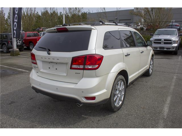 2017 Dodge Journey GT (Stk: H566786) in Abbotsford - Image 7 of 25