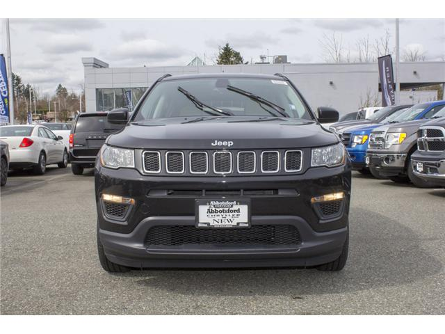 2018 Jeep Compass Sport (Stk: J105739) in Abbotsford - Image 2 of 23