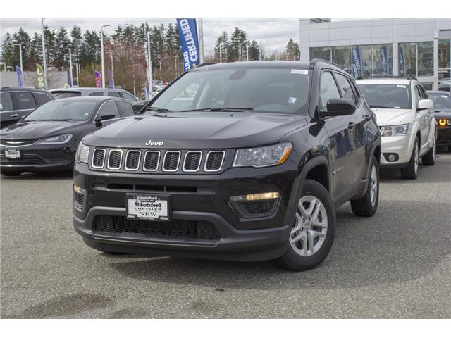 2018 Jeep Compass Sport (Stk: J105739) in Abbotsford - Image 3 of 23