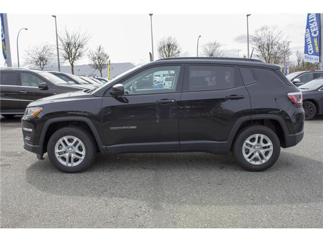 2018 Jeep Compass Sport (Stk: J105739) in Abbotsford - Image 4 of 23