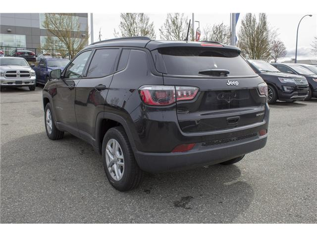 2018 Jeep Compass Sport (Stk: J105739) in Abbotsford - Image 5 of 23
