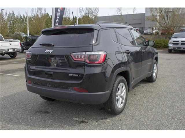 2018 Jeep Compass Sport (Stk: J105739) in Abbotsford - Image 7 of 23