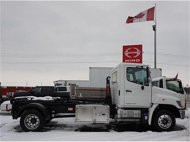 2018 Hino 258 - 187 w/Multilft Hooklift System - CALL TO ORDER YOURS TODAY (Stk: HLTW12030) in Barrie - Image 2 of 11