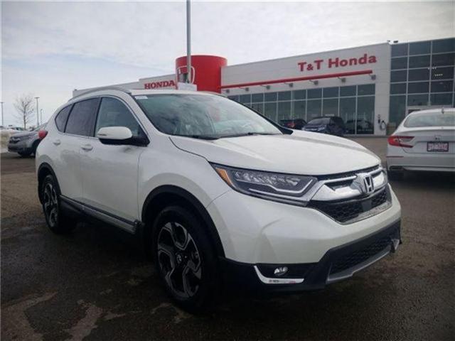 2018 Honda CR-V Touring (Stk: 2180800) in Calgary - Image 1 of 9