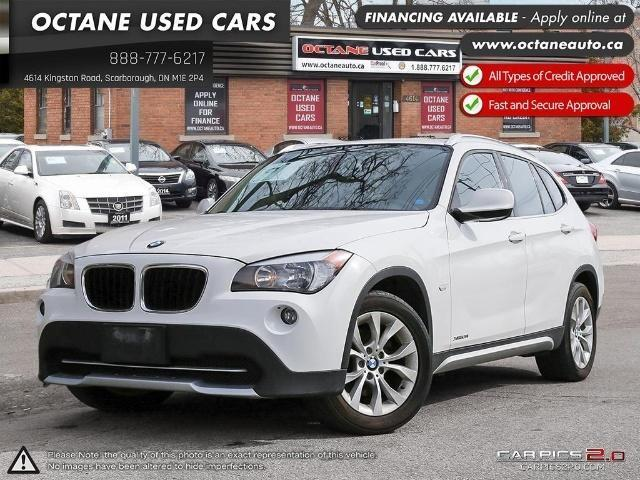 2012 BMW X1 xDrive28i (Stk: 100015) in Scarborough - Image 1 of 26