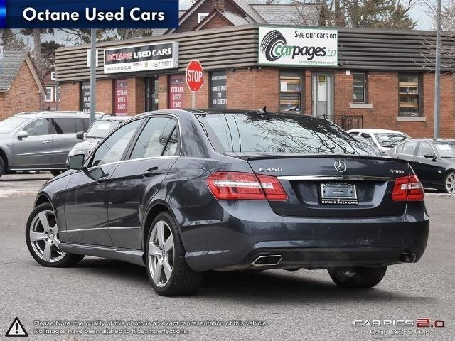 2010 Mercedes-Benz E-Class Base (Stk: 078873) in Scarborough - Image 4 of 25
